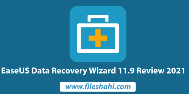 EaseUS Data Recovery Wizard 11.9 Feature Image