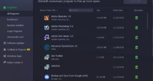 IObit Uninstaller 8.4 Pro Review 2019