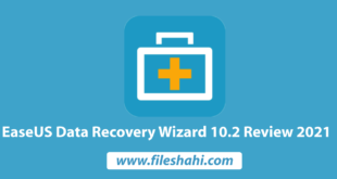 EaseUS Data Recovery Wizard 10.2 Review 2021