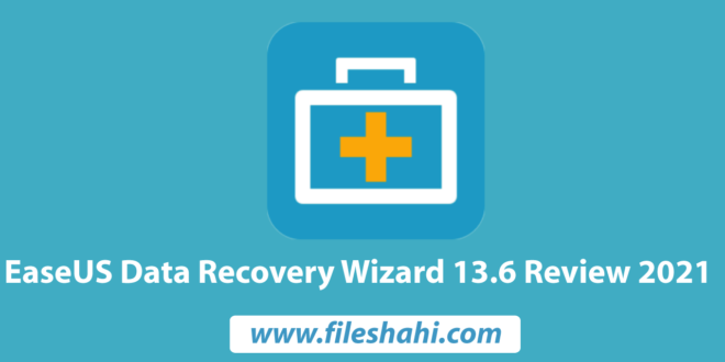 EaseUS Data Recovery Wizard 13.6 Feature Image