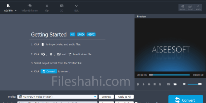 Aiseesoft Video Converter Ultimate 9.2.62 Review