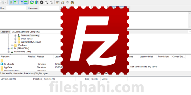 FileZilla 3.45.1 Review