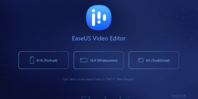 EaseUS Video Editor Review